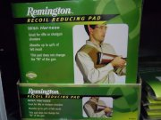 Remington Recoil Reducing Pad